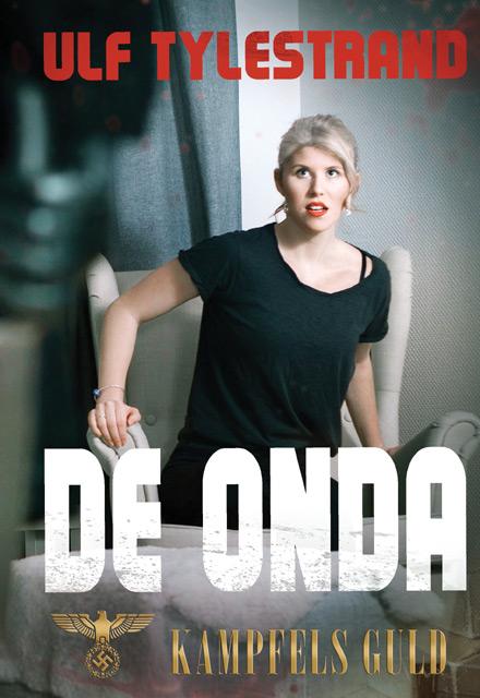 Bild: omslaget till romanen De onda av Ulf Tylestrand