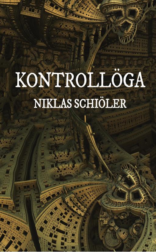 BILD: omslag till Niklas Schiölers bok Kontrollöga – länk till webbshoppen