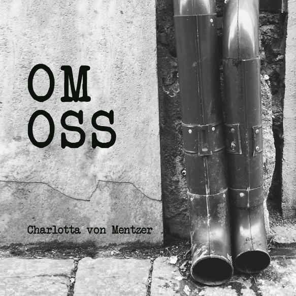 Bild: omslag till Charlotta von Mentzers diktsamling 'Om oss'