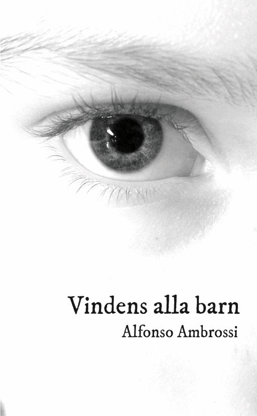 Bild: Omslag Alfonso Ambrossis 'Vindens alla barn'