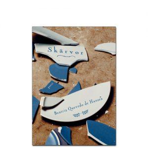 BILD: omslag till 'Skärvor' dikter av Beatriz Quevedo de Hansen